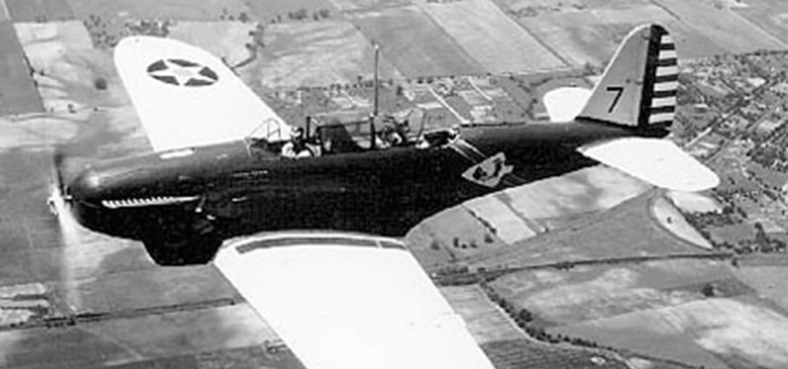 Consolidated P-30, 1934