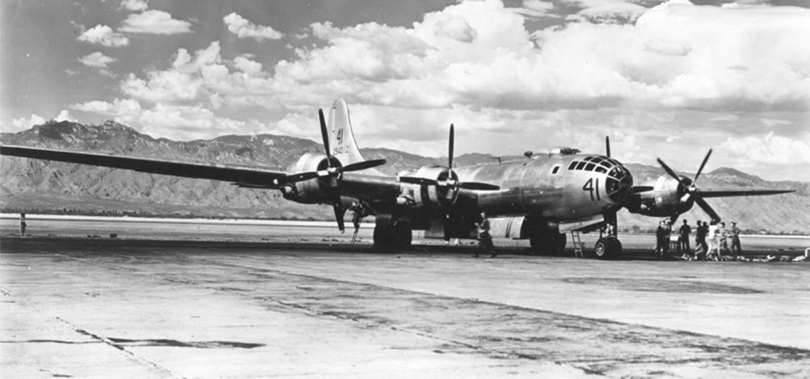 B-29 Superfortress, 1944