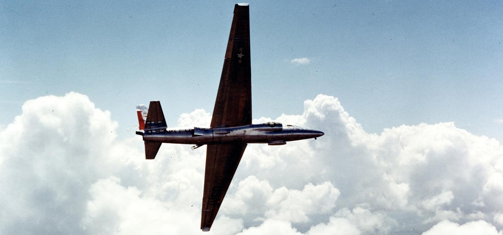 U-2 Dragon Lady, 1957