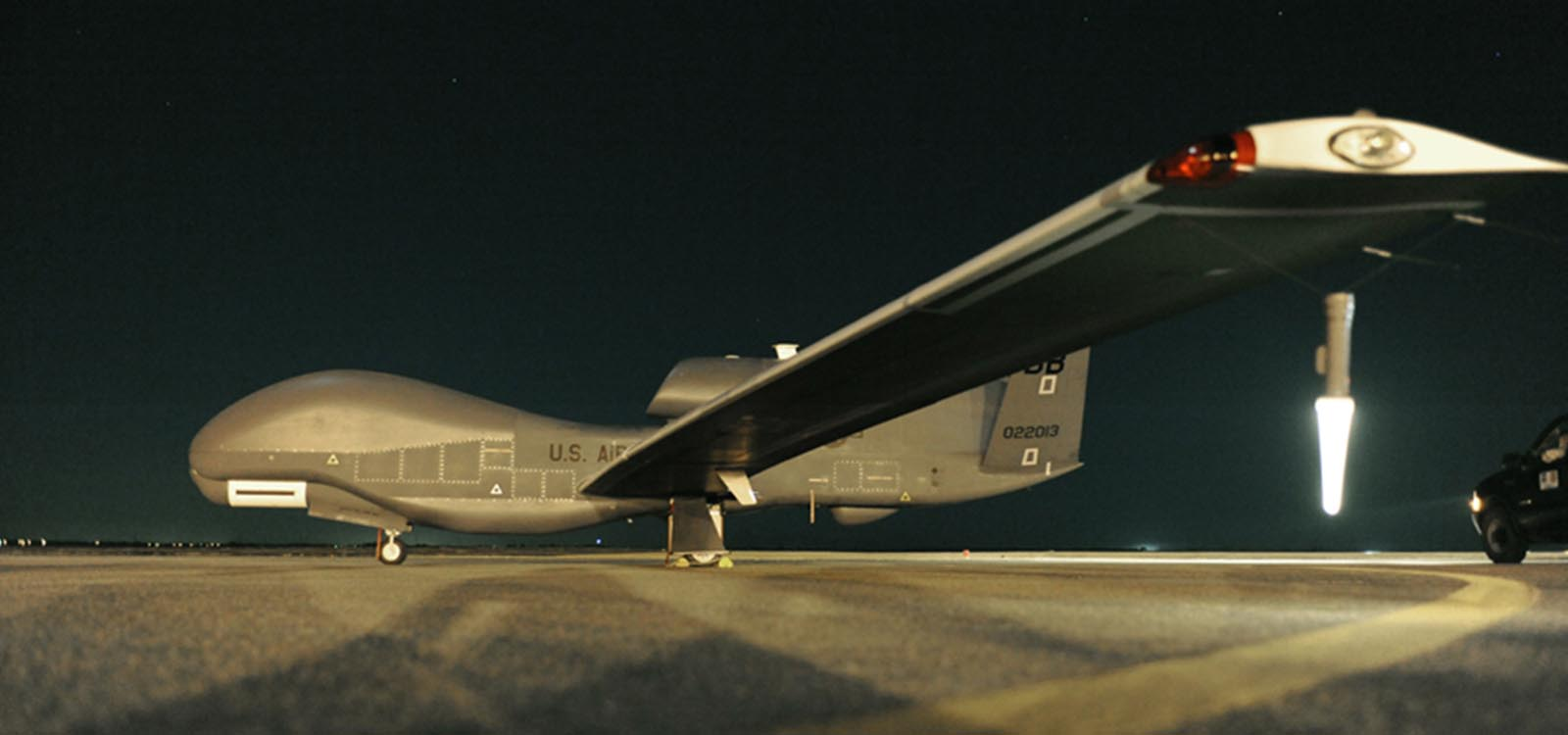 RQ-4 Global Hawk, 1998