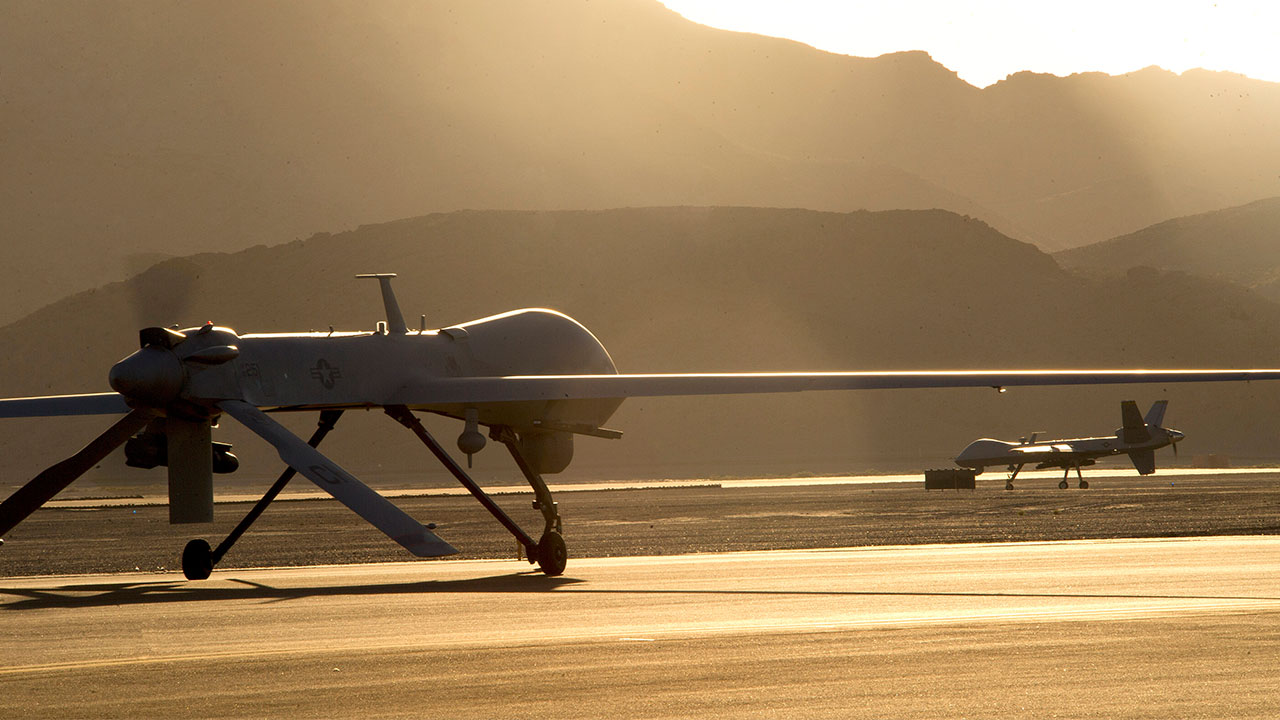 Remotely piloted aircraft